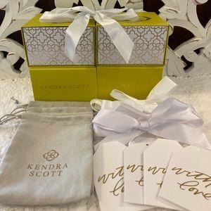 Kendra Scott Gift Box Bundle ❤️